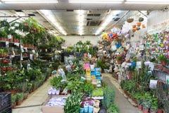 Kwiaciarnia sklep Obraz Royalty Free