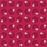 kwiaciasty wzór Fotografia Stock