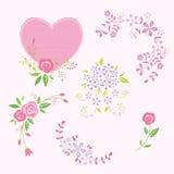 Kwiatów bukiety Obraz Royalty Free