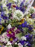 Kwiatów bukiety Fotografia Stock