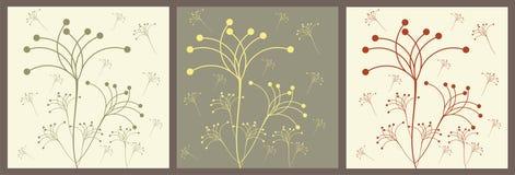 kwiatów ilustraci wektor Zdjęcie Royalty Free