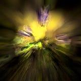 Kwiatów płatki obrazy stock