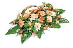 kwiatów pierścionków target176_1_ fotografia royalty free