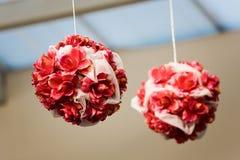 kwiatów target463_1_ Obraz Royalty Free