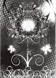 kwiat royalty ilustracja