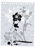kwiat byka Obrazy Royalty Free