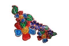 kwiat czarodziejska mozaika ilustracji