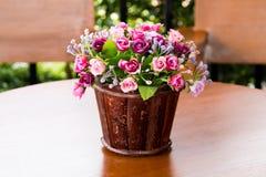 kwiat dekoracyjny Obraz Royalty Free