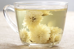 kwiat herbata zdjęcia stock