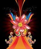 Kwiat ilustracja royalty ilustracja