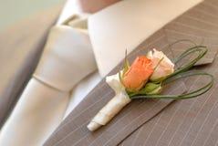 kwiat na ślub Obraz Stock