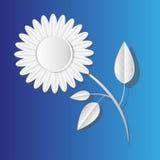 Kwiat od papieru Zdjęcia Stock