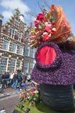 Kwiat parada Obraz Royalty Free
