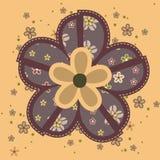 kwiat piękna ilustracja Zdjęcie Royalty Free