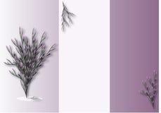kwiat purpury fotografia stock