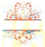 kwiat ramowy crunch Obraz Royalty Free
