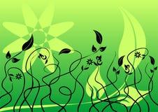 kwiat schematu ilustracja wektor
