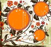kwiat tła crunch Zdjęcie Stock
