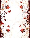 kwiat tła crunch Obrazy Stock