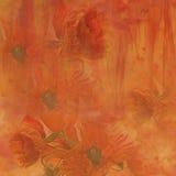 kwiat tła poppy ilustracji