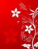 kwiat tło Fotografia Royalty Free