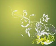 kwiat tapeta Obrazy Royalty Free