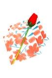 kwiat tapetuje tkankę obrazy stock