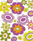 kwiat tekstura Zdjęcia Stock