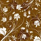 kwiat tło Fotografia Stock