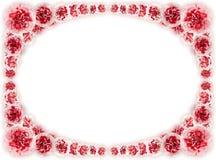 Kwiat winieta, struktura Obraz Stock