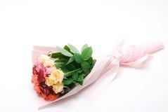kwiat wzrastał Zdjęcia Stock