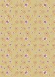 kwiatu bezszwowa rocznika tapeta Fotografia Royalty Free