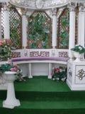 Kwiatu boisko Zdjęcia Stock