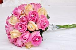 Kwiatu bukiet Obrazy Royalty Free