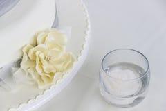 Kwiatu cukier Obraz Stock