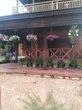 Kwiatu dom Zdjęcie Stock
