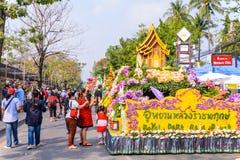 Kwiatu festiwal Fotografia Royalty Free