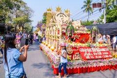 Kwiatu festiwal Obraz Royalty Free