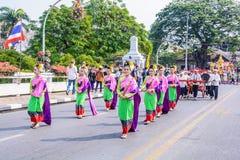 Kwiatu festiwal Zdjęcie Royalty Free