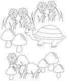 Kwiatu Garden Ilustracja Wektor
