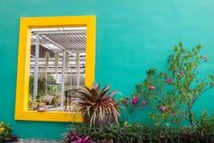 Kwiatu garden& x28; Suan płuco Wut& x29; Fotografia Royalty Free