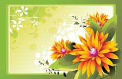 kwiatu kolor żółty ilustracji