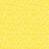 Kwiatu koloru żółtego tło Żółty tło Obrazy Stock