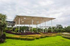 Kwiatu krajobrazowy ogród Obrazy Royalty Free