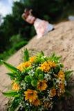kwiatu ślub Obrazy Stock