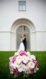 kwiatu ślub Obraz Stock