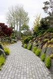 Kwiatu ogródu wyspa Obraz Royalty Free