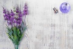 Kwiatu pachnidła bukiet obrazy stock