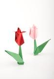 kwiatu papier Fotografia Stock
