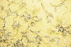 kwiatu papieru wzoru ściana obrazy stock